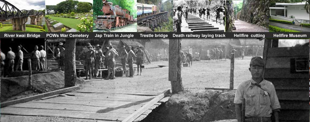 1 Day Historical tour of Death Railway and Hellfire Pass
