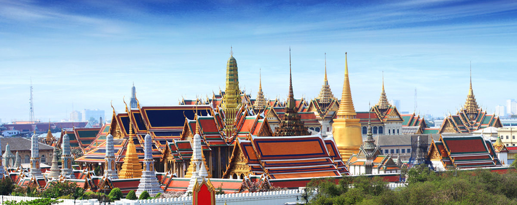 GPET: Grand Palace, Sleeping Buddha, Emerald Buddha & Temple of Dawn