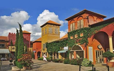Tuscany village in Kaho Yai