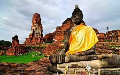 The Mystical Ruins of Ayutthaya