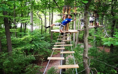 Zipline Tree top Adventure