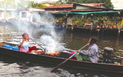 Floating Market Barbecue