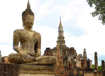 Sukhothai ancient captial