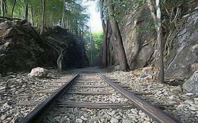 Death railway at hellfire pass