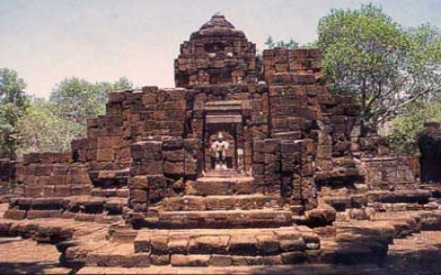 Hertiage site Prasat Mu