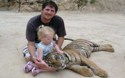 Feed children to Tigers