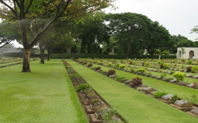 Chungkai war cemetry